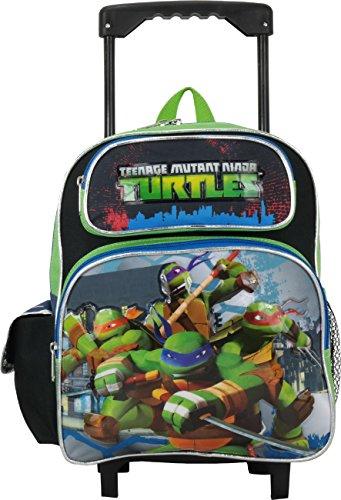 ninja turtle backpack toddler - 7