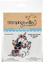 Stamping Bella Cling Stamps-Rosie & Bernie In Hawaii
