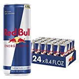 Red Bull Energy Drink 8.4 Oz 24 Pack