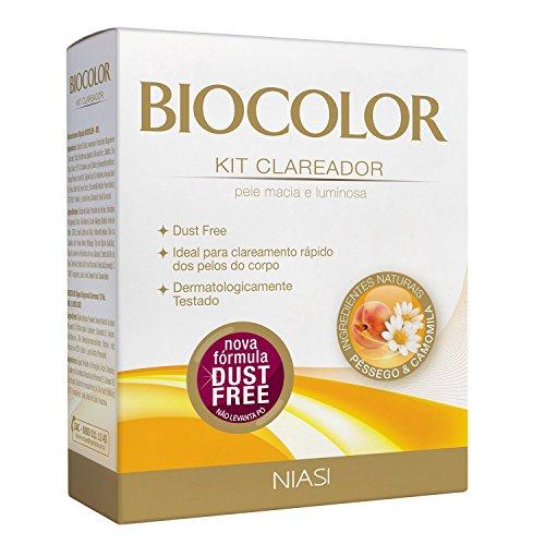 Kit Clareador Biocolor Pêssego e Camomila, Biocolor
