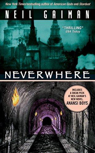 Neverwhere by Neil Gaiman (1998-11-…