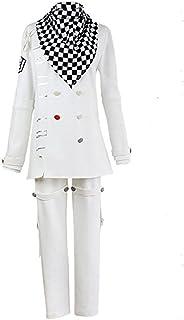 Wish Costume Shop Halloween Uniform White Suits Mens Jacket Cosplay Costume