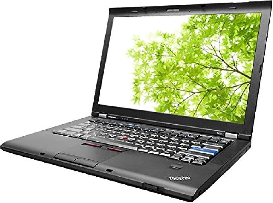 テーマ称賛蜜【中古】 ThinkPad T410s 2901-RS2 / Core i5 520M(2.4GHz) / SSD:128GB / 14.1インチ / ブラック