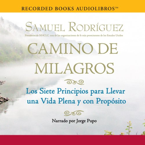 Camino de Milagros [Path of Miracles] audiobook cover art