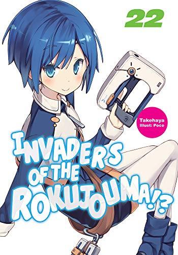 Invaders of the Rokujouma!? Volume 22 (English Edition)