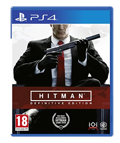 Hitman: Definitive Edition - PlayStation 4 Now $12.69 (Was $29.99)