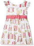 Mayoral 3940 Vestido, Rosa (Fucsia), 4 años (Tamaño del Fabricante:4) para Niñas