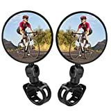 Best Bike Mirrors - TAGVO Bike Mirrors, 2 pcs Bicycle Cycling Rear Review