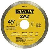 DEWALT 4-3/8-Inch Tile Blade, Wet/Dry (DW4738)