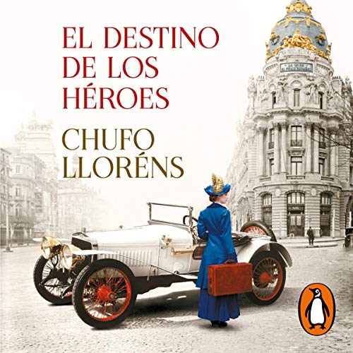 El destino de los héroes [The Fate of Heroes] audiobook cover art
