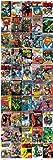 GB eye LTD, DC Comics, Covers, Poster Puerta, 53 x 158 cm