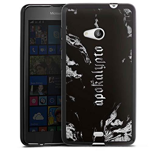 DeinDesign Silikon Hülle kompatibel mit Microsoft Lumia 535 Hülle schwarz Handyhülle Apored Der Echte YouTube