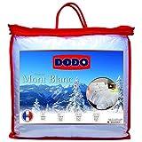 DODO COUETTE MONT BLANC 70% DUVET D'OIE - CHAUDE - 140 x 200 cm