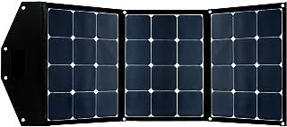 Offgridtec© FSP-2 120W opvouwbaar zonnepaneel met zeer effectieve zonnecellen zonder laadregelaar met praktische draaggree...