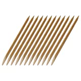 12Bâtonnets en bois de rose/manikürs täbchen pour gel et acrylique avec taille-crayon et plat Page