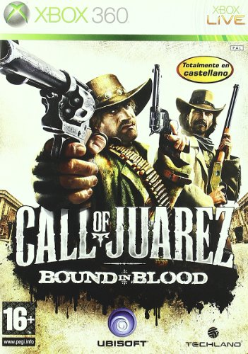 Call Of Juarez 2 Bound In Blood