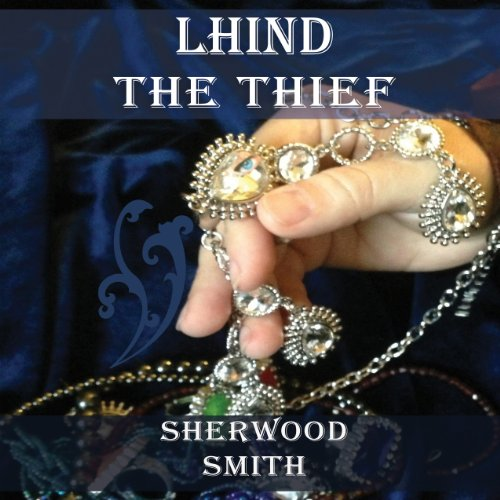Lhind the Thief audiobook cover art