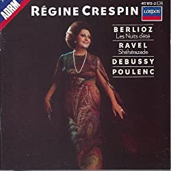Berlioz: Les Nuits D'ete / Ravel: Sheherazade / Debussy / Poulenc