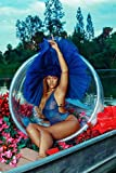 Target Store Rihanna Savage Fenty Lingerie Poster, gerollt,