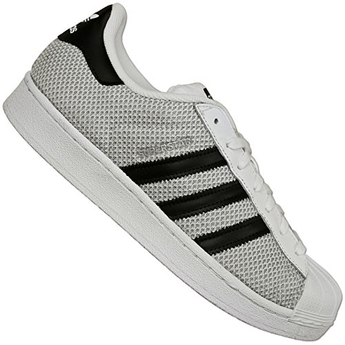 Adidas Superstar Unisex Adult Low Top, white/black