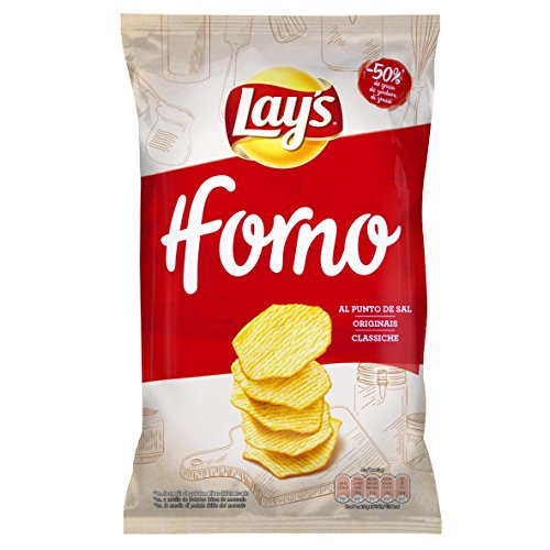 Lay's Horno 150g - Patatas fritas al punto de sal