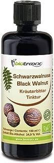 Schwarzwalnuss Tinktur Konzentrat - 100ml - Biotraxx - Made in Germany