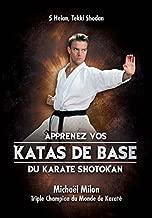 Apprenez vos katas de base du karaté shotokan : 5 Heian, Tekki Shodan