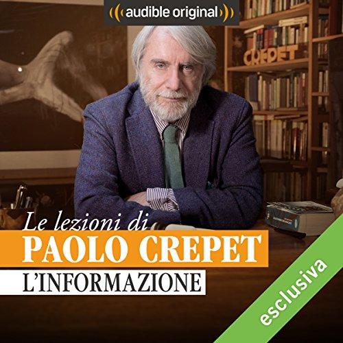 L'informazione audiobook cover art