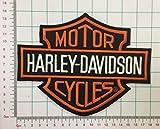 Harley-Davidson Écusson Bar & Shield Grand modèle