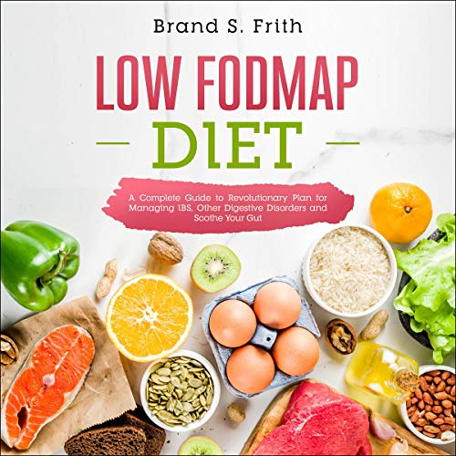 Low Fodmap Diet cover art