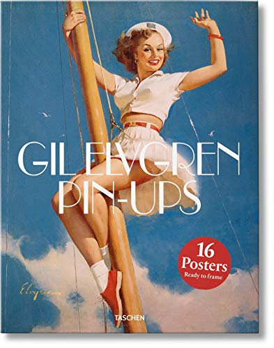 Pin-Ups. Gil Elvgren. Poster Set: PX (Taschen Print Sets)