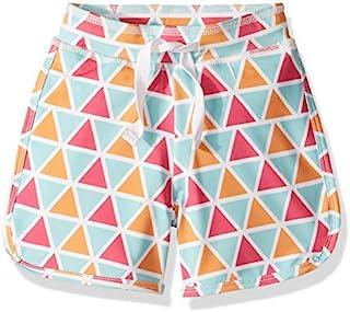 Masala Kids Little Boys' Swim Shorts Mosaic Multi 6Y [並行輸入品]