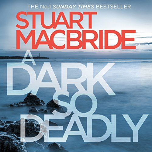 A Dark So Deadly audiobook cover art