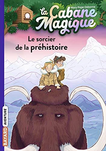 La cabane magique, Tome 06: Le sorcier de la préhistoire