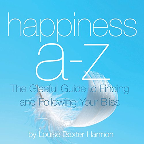 Happiness A to Z audiobook cover art