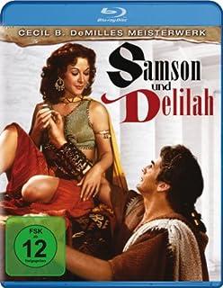 Samson und Delilah [Blu-ray]