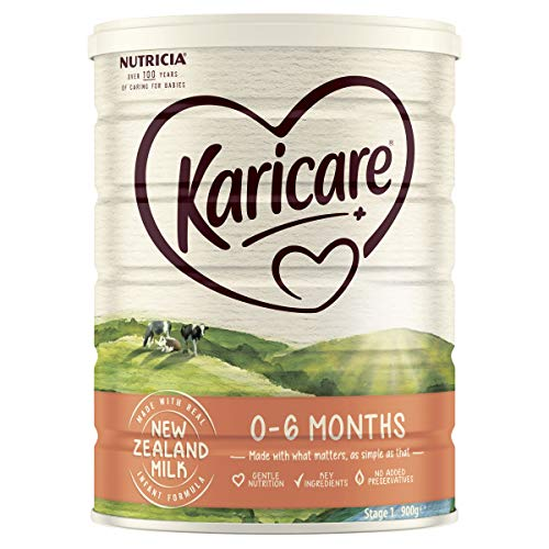 Karicare 1 Baby Infant Formula From Birth to 6 Months, 900 g, Stage 1