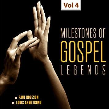 Milestones of Gospel Legends, Viol. 4