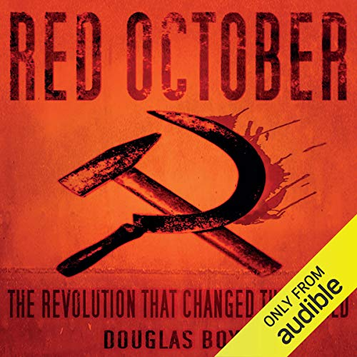 Red October audiobook cover art