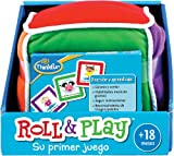 ThinkFun Roll & Play, Juego educativo para bebes, Edad recomendada a partir de 18 meses...
