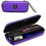 PROHAPI Hard Stethoscope Case, Large Stethoscope Carrying Case with ID Slot, Compatible with 3M...