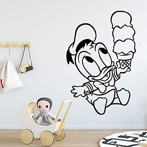 hetingyue Muursticker voor de kinderkamer, decoratie, verwijderbaar wandbehang