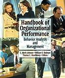 Handbook of Organizational Perfo...