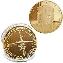Donald Trump Second Amendment Challenge Coin -