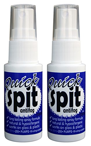 51Rt8ABKbhL - Jaws Quick Spit Antifog Spray (Pack of 2), 1-Ounce