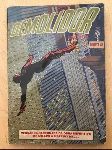 Demolidor Especial 2 A Queda De Murdock (Editora Abril. 1990)