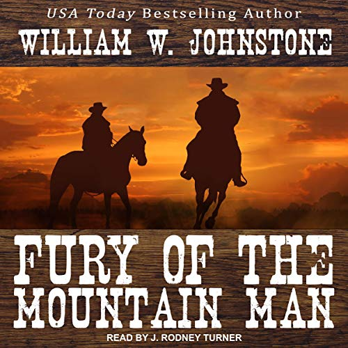 Fury of the Mountain Man cover art