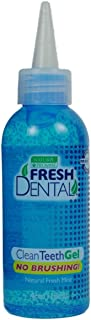 Naturel Promise Fresh Dental Clean Gel for Dogs/Cats, 4-Ounce