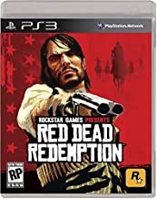 RED DEAD REDEMPTION By Rockstar - PlayStation 3