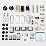 第一種電気工事士技能試験セット モズシリーズ 器具セット 練習用材料 全10問の器具一式
